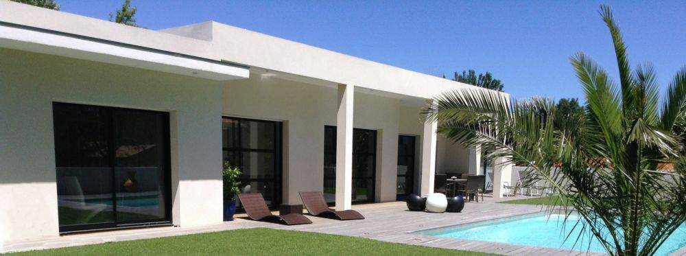 Location villa grau d 39 agde particulier particulier for Location villa agde piscine